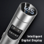 Baseus Energy Column Billaddare/FM‑sändare, (5V/3.1A)