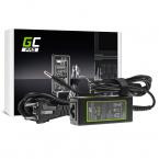 Green Cell PRO Laddare för Lenovo IdeaPad 100, 20V 2.25A 45W