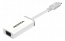 ADATA USB‑C till VGA‑adapter, 0.1m, vit