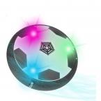 Hoverball svävande fotboll, LED, 18x18x6.8cm