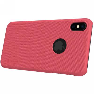 Nillkin PC skal för iPhone XS Max, röd