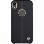 Nillkin PU skal för iPhone XR 6.1, svart