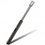 ArcLighter böjbar uppladdningsbar USB-tändare, ice black