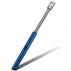 ArcLighter böjbar uppladdningsbar USB-tändare, blå