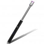ArcLighter böjbar uppladdningsbar USB-tändare, svart