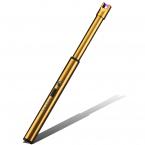 ArcLighter uppladdningsbar USB-tändare, guld