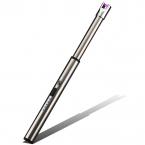 ArcLighter uppladdningsbar USB-tändare, silver