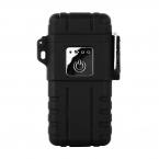 ArcLighter vattentät uppladdningsbar USB-tändare, svart
