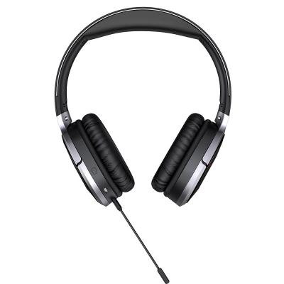 AWEI A799BL Trådlöst headset, mikrofon, Bluetooth 5.0, svart