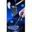Arclighter BBQ, böjbar uppladdningsbar USB‑tändare, silver