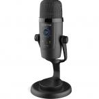 BOYA BY-PM500 USB skrivbordsmikrofon, rundstrålande, 110dB