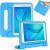 Barnfodral Galaxy Tab A 8.0 (2019), blå