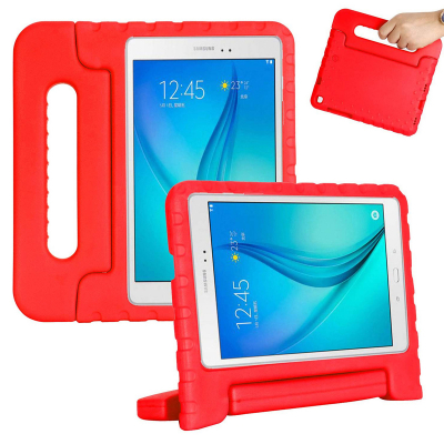 Barnfodral Galaxy Tab A 8.0 (2019), röd