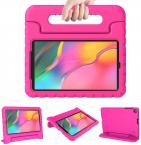 Barnfodral, Samsung Galaxy Tab A 10.1 (2019) SM-T515, rosa