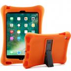 Barnfodral i silikon för iPad 10.2/10.5/iPad Air 3 (2019), orange