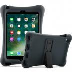 Barnfodral i silikon för iPad 10.2/10.5/iPad Air 3 (2019), svart