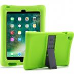 Barnfodral i silikon för iPad 2/3/4, grön