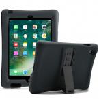 Barnfodral i silikon för iPad 2/3/4, svart