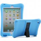 Barnfodral i silikon för iPad mini 4/5, blå