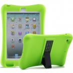Barnfodral i silikon för iPad mini 4/5, grön