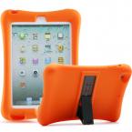 Barnfodral i silikon för iPad mini 4/5, orange