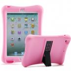 Barnfodral i silikon för iPad mini 4/5, rosa