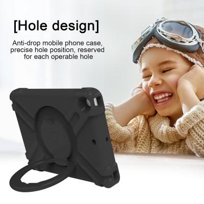 Barnfodral roterbart ställ, 10.2/10.5 iPad Air 3, svart