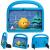 Barnfodral med ställ, Samsung Tab S6 Lite 10.4, blå