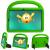 Barnfodral med ställ, Samsung Tab S6 Lite 10.4, grön