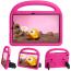 Barnfodral med ställ, Samsung Tab S6 Lite 10.4, rosa