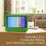 Barnfodral med ställ till Samsung Tab A 10.5, grön