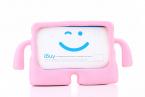 Barnfodral med ställ till Samsung Tab 3 7.0 / Tab A 7.0, rosa