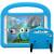 Barnfodral med ställ till iPad 9.7, Air/Air2, Pro 9.7, blå