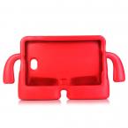 Barnfodral till Samsung Tab A 10.1 (2016), röd