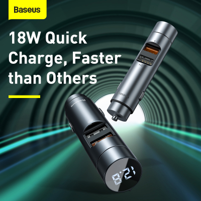 Baseus CCNLZ‑C0G Energy Column FM‑sändare, USB, 18W