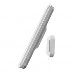 Baseus DGXC-02 Dimbar läslampa med magnetfäste, 5W, 1800mAh, vit
