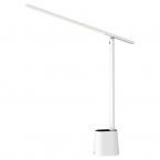Baseus DGZG-02 Smart Eye sladdlös läslampa, dimbar, LED, 5W, vit