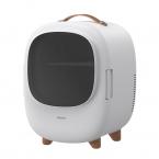 Baseus Zero Space Minikylskåp med värmefunktion, 8L, 60W, vit