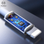 McDodo CA‑7090 USB‑C till Lightningkabel, PD, QC, 1m, vit