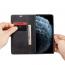 CaseMe plånboksfodral, iPhone 11 Pro Max, svart