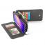 CaseMe plånboksfodral med magnetskal, Samsung Galaxy S10, svart