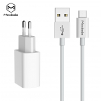 Mcdodo Laddare 2.1A Fast Charging, micro-USB kabel, 1m