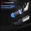 CaseMe Extra Magnetisk laddkabel, 2.4A, 1m, svart