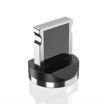 CaseMe Extra Magnetiska Lightning‑kontakter, 3‑pack
