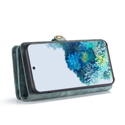 CaseMe fodral med magnetskal, Samsung Galaxy S20 Ultra, blå