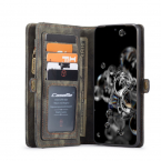 CaseMe fodral med magnetskal, Samsung Galaxy S20, svart