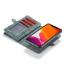 CaseMe plånboksfodral med magnetskal, iPhone 11, blå