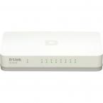 D-link Gigabit Easy Desktop Switch, 8-port