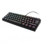 Deltaco Gaming Mini mekaniskt 60% RGB-tangentbord, trådat