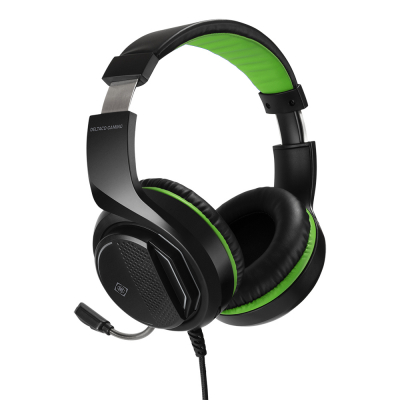 Deltaco Gaming headset till Xbox Series S/X, 40mm, 2m kabel